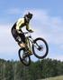 Преимущества горного велосипеда